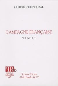 Christophe Boubal - Campagne française.