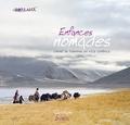 Christophe Boula - Enfances nomades - Carnet de tournage en Asie centrale. 1 DVD