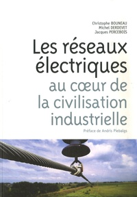 Christophe Bouneau et Michel Derdevet - Les réseaux électriques au coeur de la civilisation industrielle.