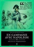 Christophe Bourachot - En campagne avec Napoléon (1813) - Récits et témoignages.