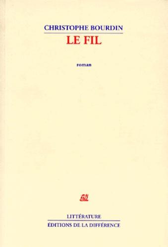 Christophe Bourdin - .