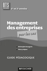 Deedr.fr Management des entreprises BTS tertiaires 1e et 2e années - Guide pédagogique Image