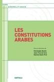 Christophe Boutin et Jean-Yves de Cara - Les constitutions arabes.