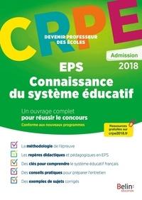 Christophe Calzado et Frédérique Picart - EPS - Connaissance du système éducatif - Epreuve orale d'admission CRPE.