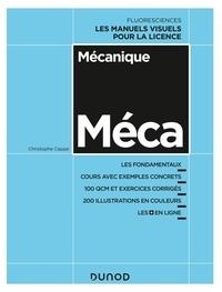 Christophe Cappe - Mécanique Méca.