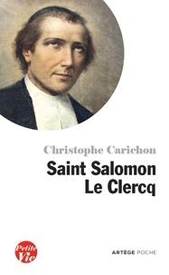 Christophe Carichon - Saint Salomon Le Clercq.
