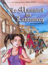 Christophe Carmona - Le Manuscrit du Lichtenberg.