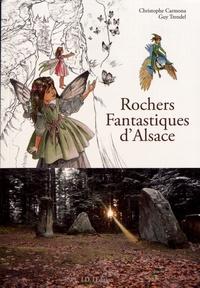 Christophe Carmona et Guy Trendel - Rochers fantastiques d'Alsace.
