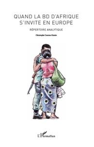 Histoiresdenlire.be Quand la BD d'Afrique s'invite en Europe - Répertoire analytique Image