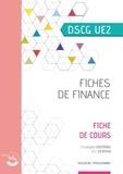 Christophe Castéras - Finance DSCG 2 - Fiches de cours.