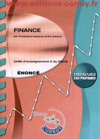Histoiresdenlire.be Finance UE 2 du DSCG - Enoncé Image