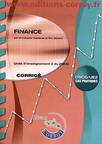 Accentsonline.fr Finance UE 2 du DSCG - Corrigé Image