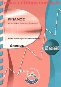 Finance UE 2 du DSCG - Enoncé.pdf