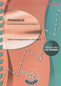 Christophe Castéras - Finance UE2 du DSCG - Enoncé.