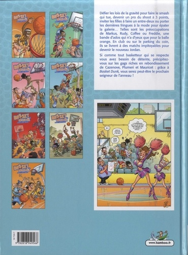 Basket Dunk Tome 4