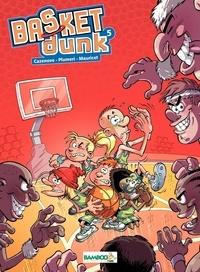 Téléchargement gratuit de livres sur bande Basket Dunk Tome 5 9782818903711 par Christophe Cazenove, Arnaud Plumeri, Mauricet iBook CHM in French