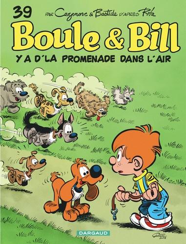 Boule & Bill Tome 39 Y a d'la promenade dans l'air