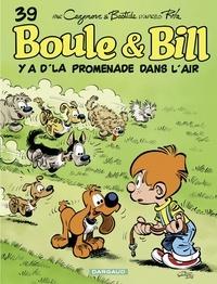 Christophe Cazenove et Jean Bastide - Boule & Bill - tome 39 - Y a d'la promenade dans l'air.