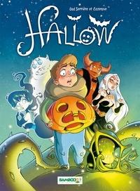 Christophe Cazenove - Hallow  : La dernière nuit d'Halloween - Tome 1.