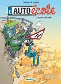 Christophe Cazenove et André Amouriq - L'auto-école Tome 8 : Panneau-rama.