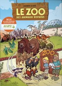 Christophe Cazenove et  Bloz - Le zoo des animaux disparus Tome 2 : .