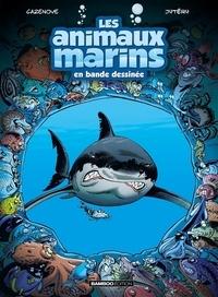 Les animaux marins en bande dessinée Tome 1.pdf