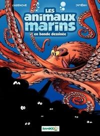 Christophe Cazenove et  Jytéry - Les animaux marins en bande dessinée Tome 2 : .
