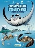 Christophe Cazenove et  Jytéry - Les animaux marins en bande dessinée Tome 3 : .