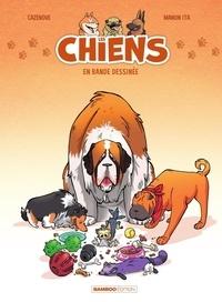Christophe Cazenove et Manon Ita - Les chiens en BD.