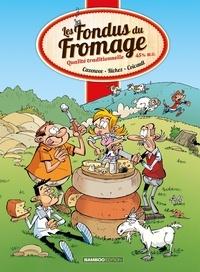 Christophe Cazenove et Hervé Richez - Les fondus du fromage.