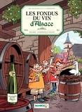 Christophe Cazenove et Hervé Richez - Les fondus du vin d'Alsace.