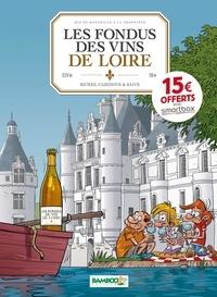 Christophe Cazenove et Hervé Richez - Fondus du vin (Les) 0 : Les Fondus du vin : Loire - OP 2021.
