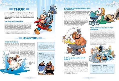 Les petits mythos présentent la mythologie nordique