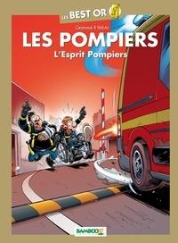 Christophe Cazenove et  Stédo - Les Pompiers Compilation : L'Esprit pompier.