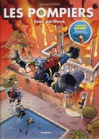 Christophe Cazenove et  Stédo - Les Pompiers Tome 19 : Seau périlleux - Avec Bamboo Mag N° 73, juillet-août-septembre 2021 offert.
