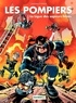 Christophe Cazenove et  Stédo - Les Pompiers Tome 8 : La ligue des sapeurs-héros.