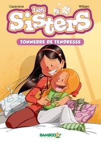 Christophe Cazenove et  Maury - Les Sisters - Poche - tome 06 - Tonnerre de tendresse.