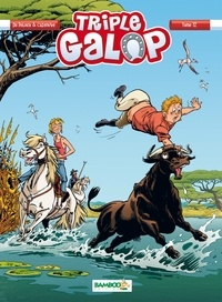 Histoiresdenlire.be Triple galop Tome 12 Image
