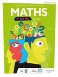 Christophe Chabroux et Paul Couture - Maths 2de Bac Pro Services.