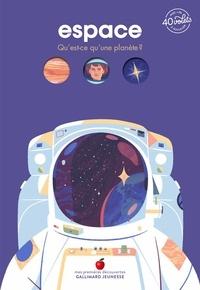 Christophe Chaffardon et Tom Goyon - Espace - Qu'est-ce qu'une planète ? Avec + de 40 volets à soulever.