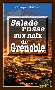 Christophe Chaplais - Salade russe aux noix de Grenoble.