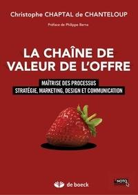 La chaîne de valeur de loffre - Maîtrise des processus, stratégie, marketing, design et communication.pdf