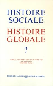 Histoire sociale, histoire globale ? - Actes du colloque des 27-28 janvier 1989.pdf