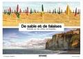 Christophe Chatillon et Fred Coconut - De sable et de falaises - Balade sur les côtes normandes.
