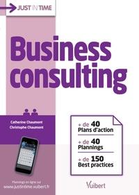 Christophe Chaumont et Catherine Chaumont - Business consulting - + de 40 plans d'action & plannings et + de 150 best practices.