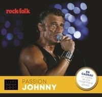 Christophe Chommeloux - Passion Johnny - Avec en cadeau un cadre et une magnifique photo.