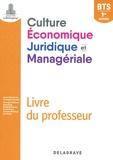 Christophe Ciavaldini - Culture économique juridique et managériale BTS 1re année - Livre du professeur.
