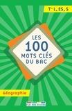 Christophe Clavel et Cédric Oline - Géographie Tles L, ES, S.