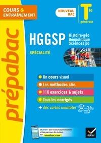 Christophe Clavel et Laurent Van de Wandel - HGGSP Tle générale (spécialité) - Prépabac Cours & entraînement - nouveau bac 2020-2021.
