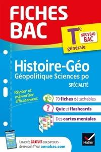 Christophe Clavel et Florence Holstein - Histoire-Géo - Géopolitique Sciences Po Tle spécialité.